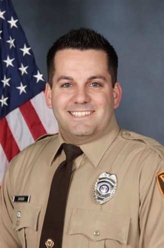 Officer Blake Snyder (Photo: St. Louis County PD)