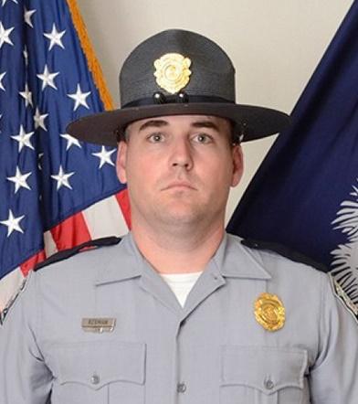 Trooper Daniel Rebman (Photo: South Carolina Highway Patrol)