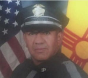 Officer Edward Garcia (Photo: New Mexico State Police)