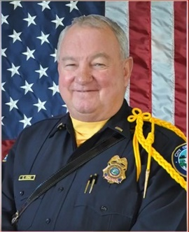 Lt. Gary King was shot and robbed in his driveway. (Photo: Doral PD)