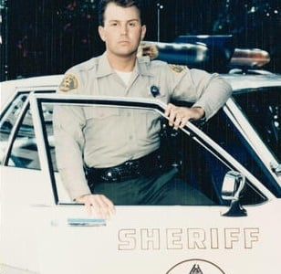 Retired Los Angeles County Sheriff's Deputy Steven Belanger died Tuesday as a result of being shot in the head at a traffic stop 24 years ago. (Photo: Los Angeles County SO)