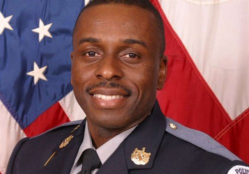 Cpl. Mujahid Ramzziddin has been posthumously promoted to sergeant. (Photo: Prince George's County PD)
