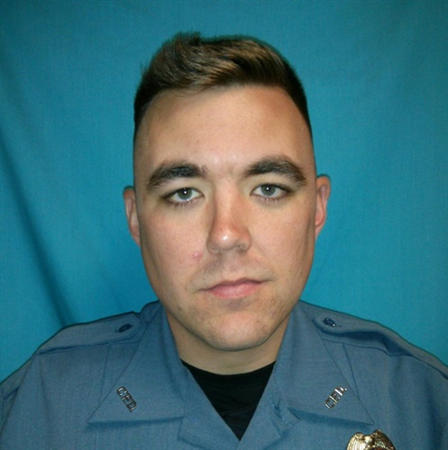 Clinton, MO, police officer Christopher Ryan Morton was shot and killed Tuesday night. (Photo: Clinton PD)