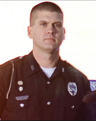 Pikeville, KY, Officer Scotty Hamilton was shot and killed in the line of duty. (Photo: ODMP.org)