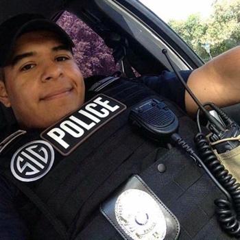 Officer Pedro Vela (Photo: KRISTV)