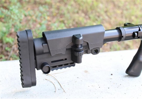 American Built Arms Company has introduced the A*B Arms Urban Sniper Stock X. Photo: American Built Arms