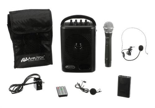 AmpliVox's new SW245B Dual Audio Pal (Photo: AmpliVox)