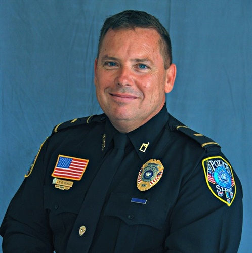 Lt. Ray Dupuy (Photo: Slidell PD)