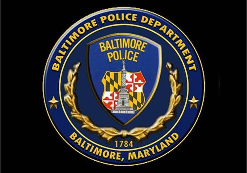 Photo: Baltimore PD Facebook