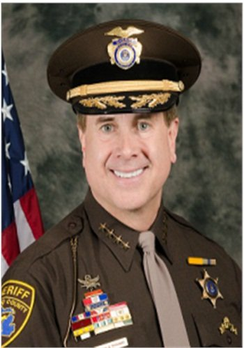 Sheriff Mike Bouchard (Photo: Oakland County Sheriff's Office)