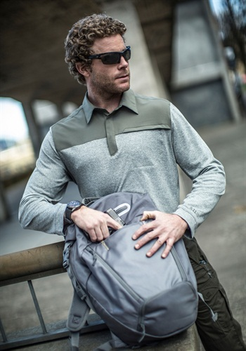 5.11 Tactical Rapid Response Long Sleeve Polo (Photo: 5.11 Tactical)