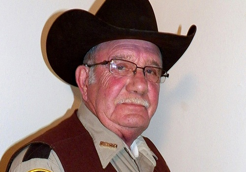 Dep. Gene Bryson of Sublette County, Wyo., is retiring partially because he can no longer wear his cowboy hat on the job. (Photo: Contributed)