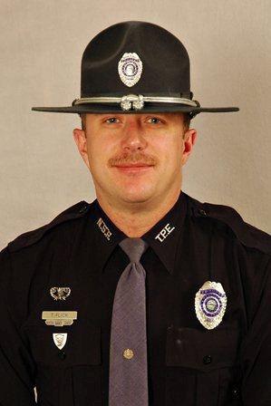 """Former Nebraska trooperTimothy """"Tim"""" Flick faces a vehicular homicide over a fatal pursuit crash. (Photo: Nebraska State Patrol)"""