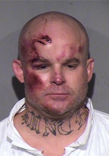 Ryan Giroux is being held on a $2 million bond. (Photo: Maricopa County Jail)