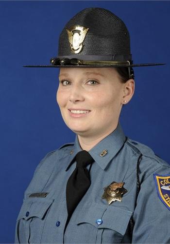 Trooper Jaimie Jursevics (Photo: Colorado State Patrol)