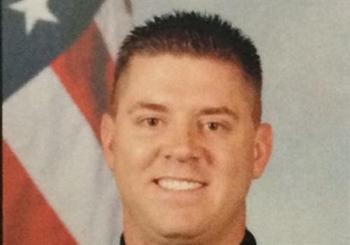 Denver Police Sgt. Tony Lopez Jr. was shot multiple times during a December traffic stop. (Photo: Denver PD)