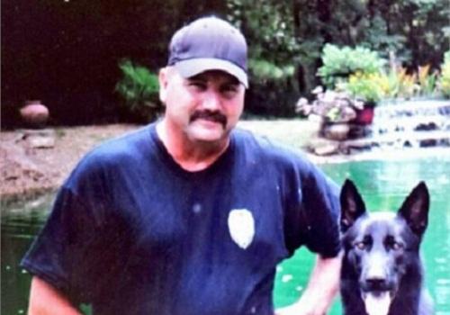 Mountain Pine (AR) Police Chief Chad King (Photo: King Family)