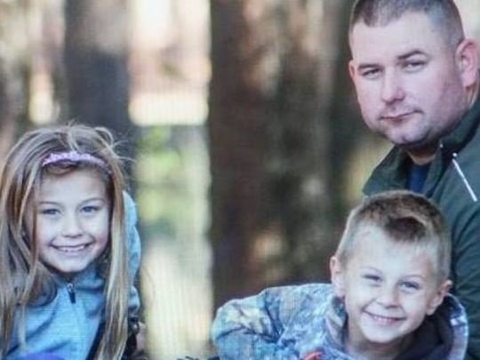 Lee County (FL) sheriff's deputy Willard Truckenmiller died in custody after becoming unruly in a bar following a birthday celebration. Friends have set up a GoFundMe for his children. (Photo: GoFundMe)
