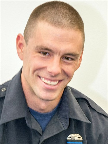 Wayne State University Police Officer Colin Rose was shot Nov. 22 and died a day later. (Photo: Wayne State University PD)