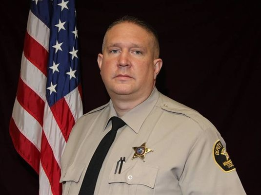 Minnehaha County (SD) Sheriff's Deputy Steve Maciejewski collapsed and died on duty Tuesday. (Photo: Minnehaha County SO)