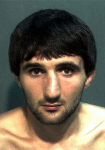 Ibragim Todashev (Photo: Orange County (Fla.) Sheriff)