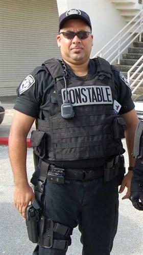 Deputy Constable Alden Clopton