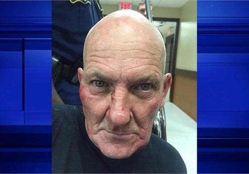 Kevin Daigle, 54, is charged with attempted murder of a police officer. (Photo: Louisiana State Police)