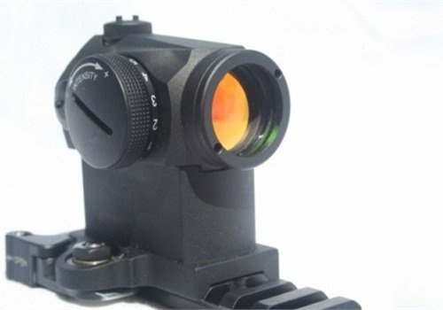 Aimpoint's 2 MOA Micro T1 red-dot sight. Photo: Aimpoint