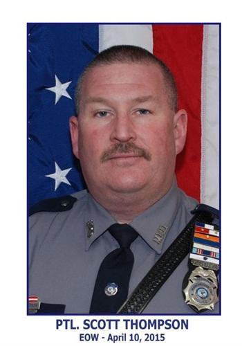 Officer Scott R. Thompson (Photo: Manchester Township PD)