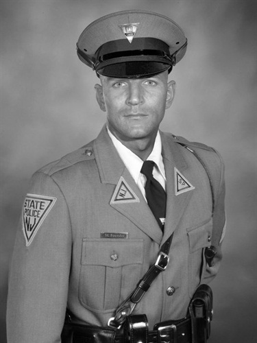 Trooper Werner Foerster was murdered in 1973 by black nationalists Sudiata Acoli and Assata Shakur. (Photo: NJ State Police)