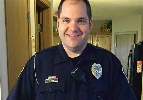 Officer Michael Flamion (Photo: Facebook)