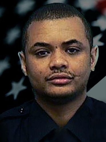 Baltimore Police Detective Sean Suiter was shot and mortally wounded Wednesday night while investigating a murder. (Photo: Baltimore PD)