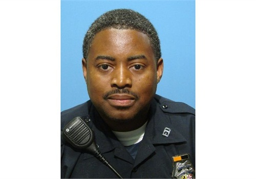 Sgt. Keith McNeill. Photo: Baltimore PD