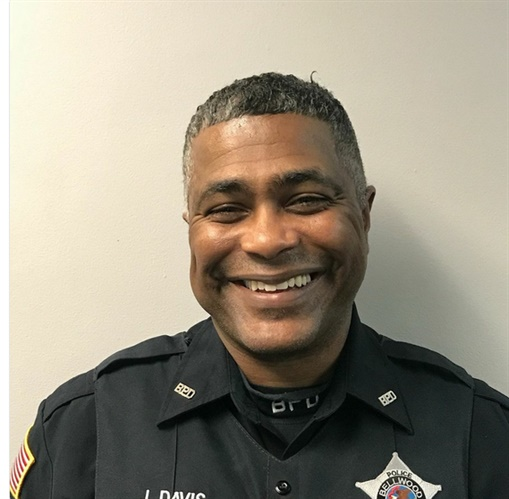 "Bellwood, IL, officer James Davis Sr. and his wife were reportedly shot and killed in a dormitory at Central Michigan University Friday. Their son is a suspect. (Photo: State Rep. Emanuel ""Chris"" Welch/Twitter)"