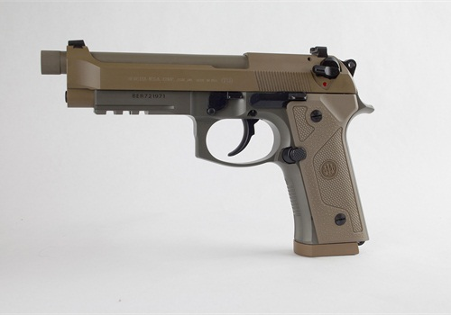 Beretta Model M9A3 semi-automatic pistol (Photo: Beretta)