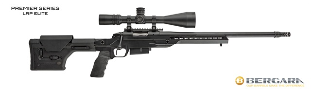 Bergara PR-17 LRP Elite Rifle (Photo: Bergara)