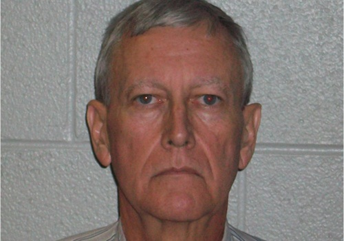 Reserve Deputy Ted Blackwell faces charges of firing into a moving, occupied vehicle. (Photo: Henderson County Sheriff)