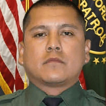 U.S. Border Patrol Agent Rogelio Martinez (Photo: U.S. Customs and Border Protection)