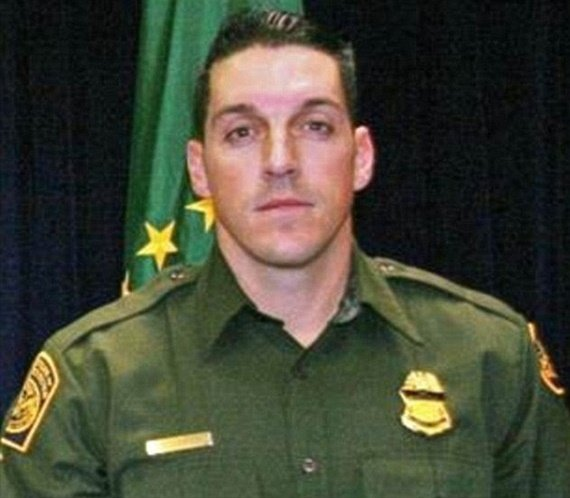 Border Patrol Agent Brian Terry was killed on duty in 2010. His death became a political flashpoint after it was discovered he was shot with a gun smuggled into Mexico under an ATF operation. (Photo: U.S. Customs and Border Protection)