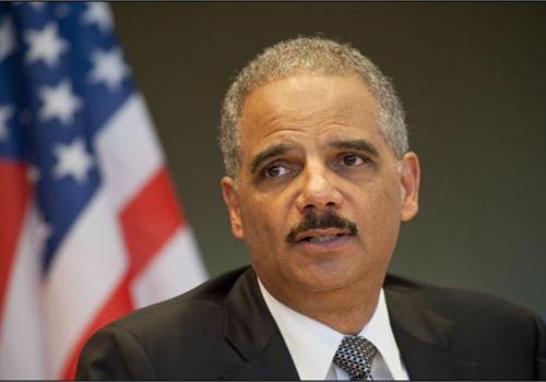 Holder Pressures Ferguson PD for