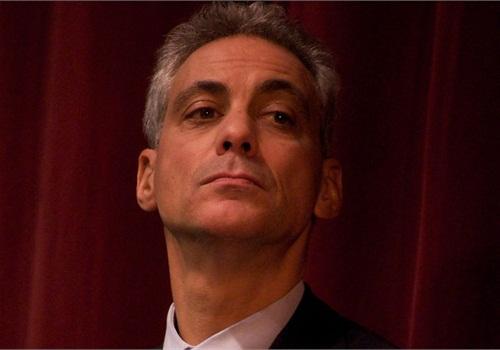 Chicago Mayor Rahm Emanuel. Photo via lloyd89/Flickr.