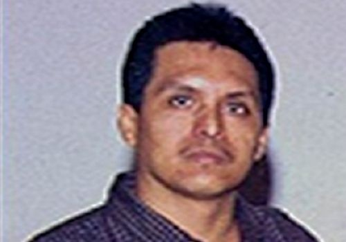 Miguel Trevino Morales seen in a 1998 image from a DEA wanted poster. Photo via Wikimedia.