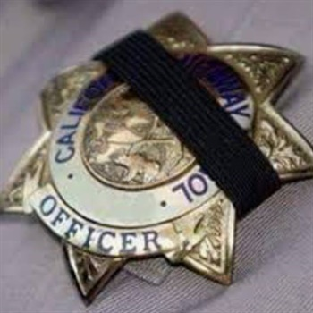 The California Highway Patrol confirmed the death of Officer Kirk Griess following a three-vehicle crash. Photo: CHP-Modesto/Facebook