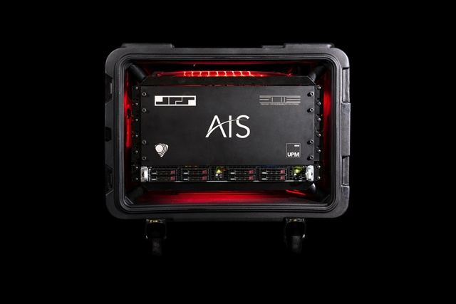 Housed in a portable, rugged enclosure, CORE is a complete solution combining hardware, software and mobile applications. CORE can be transported in any SUV and is typically deployed and ready to meet the communications needs of the organizations to be supported within 15 minutes of arrival on scene. (Photo: AIS)