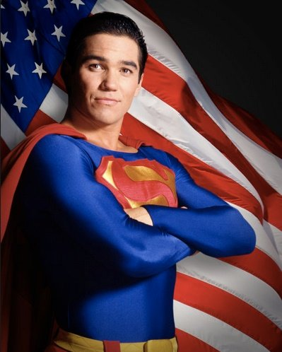 "Dean Cain, who played Superman on ""Lois & Clark: The New Adventures of Superman,"" is becoming an Idaho police reserve. (Photo: ABC)"