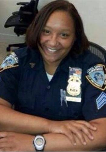 Sgt. Griselda Camacho (Photo: Facebook)