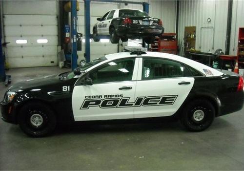 Photo courtesy of Cedar Rapids PD.