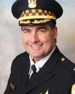 Chicago Police Commander Paul Bauer was shot and killed while assisting a tactical team. (Photo: Chicago PD)