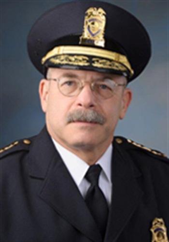 Chief Kim Dine (Photo: U.S. Capitol Police)