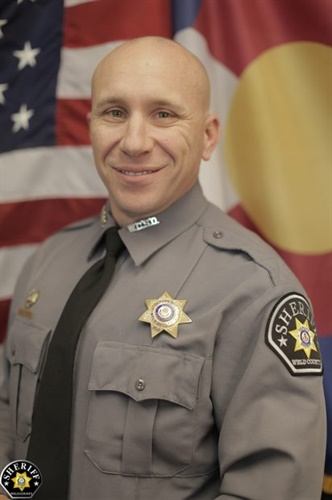 Deputy Brandon Stupka is in stable condition after surgery. Photo: Weld County Sheriff's Department